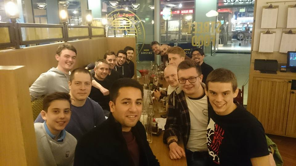 BJJ Oxford Group Photo